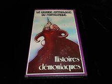 La grande Anthologie du fantastique : Histoires démoniaques GF
