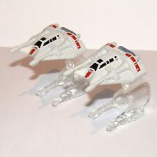 """Star Wars Rebel Snowspeeder   2 x Die-cast Toys  (TableTop Wargaming)  2"""""""