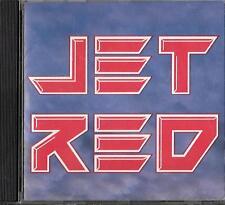 JET RED Debut Album JAPAN CD 1989 CBS/SONY 25DP 5520 / XYZ Icon Silent Rage Keel