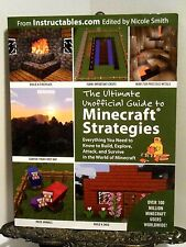 World of Minecraft Strategies Build Explore Attack Survive  Unofficial Guide BK
