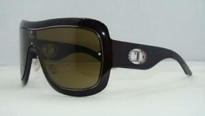 Christian Dior LOOK RQS Q0 Dark Olive Oversized Sunglasses Sonnenbrille Shades