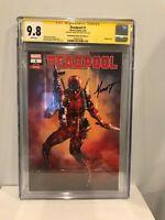 Deadpool  #1 CGC SS 9.8 Maarat Mychaels