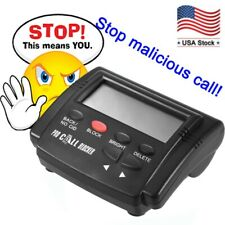 Ct-Cid803 Caller Id Box Call Blocker Stop Nuisance Stopping All Cold Calls Stop