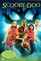 Scooby-Doo (DVD) FREDDIE PRINZE JR. SARAH MICHELLE GELLAR, MATTHEW LILLARD / NEW