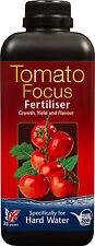 1 LITRO-Tomato Focus (Acqua Dura) Fertilizzante Pomodoro-Nutrienti / Alimentazione