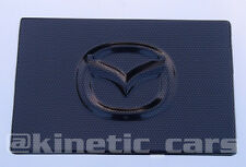 Mazda Carbon fibre effect battery cover, MX5 RX8 ABS