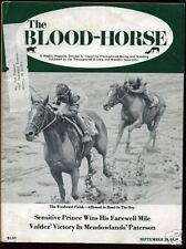 Blood Horse Affirmed Coastal Czaravich Sensitive Prince