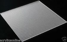 Acrylic Clear K12 Prismatic 1220x610x2.8mm Light Diffuser Panel High Quality
