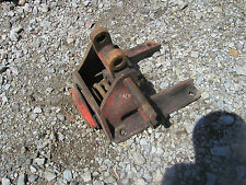 Allis Chalmers WD45 Tractor good spring loaded Main AC hitch anchor bracket
