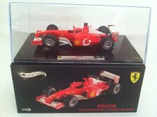 Mattel Elite Ferrari F2002 Michael Schumacher France GP #X5513 New 470 of 5000
