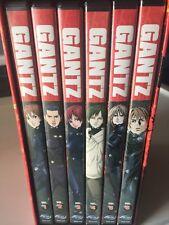Gantz - Vol. 1: Game of Death (DVD, 2005, Collectors Edition)