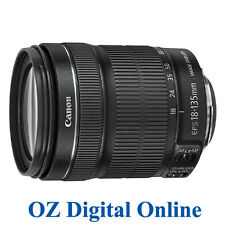 New Canon EF-S 18-135mm f/3.5-5.6 IS STM Lens For 650d 7D 60D 1 Year Au Wty