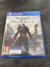 Assassin's Creed Valhalla (Playstation 4, 2020)