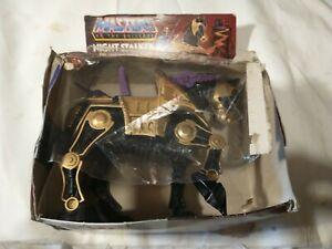 #4965 Vintage HeMan MOTU Night Stalker Masters of the Universe 1984