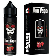 Premix E- Liquid Vape Don Vapo 50ml granade/strawberry