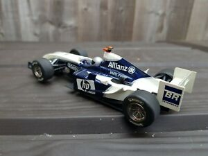 SCALEXTRIC C2583 BMW WILLIAMS F1 FW26 No3 1:32 Scale Tested and Working
