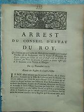 ARRET 1717 : CONDAMNATION NICOLAS RECEVEUR DE LESNEVEN (Finistère)