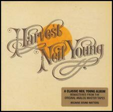 NEIL YOUNG - HARVEST D/Remaster CD ~MAN NEEDS A MAID~OLD MAN~HEART OF GOLD *NEW*