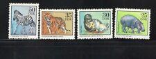 Germany DDR 1975 BALTIC SEAL & PUP SIBERIAN TIGER SC 1630-37   MNH