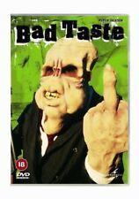 BAD TASTE - 2005 Craig Smith, Peter Jackson, Pete O'herne : New Sealed UK R2 DVD