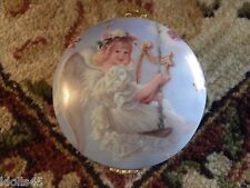 Ardleigh Elliott Music Box Precious Child Heirloom Porcelain Wednesday's Child