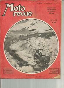 MOTO REVUE - ANNEE 1953 / LOT 14 NUMEROS