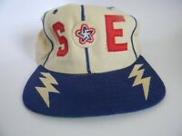1980's New Era Pro Model S E Baseball Cap, Size 6 7/8