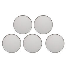 5pcs Banjo Head Skin 8 Inch for Banjolele Replacement Parts White