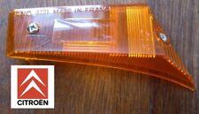 NEUF CITROEN DYANE ALPINE A110 cabochon clignotant orange AVG gauche AXO 3221