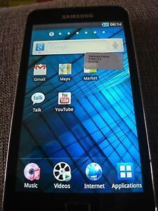 Samsung Galaxy S WiFi 5.0 White G70 CW Digital Media Player