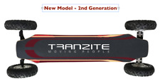 Cross Country Electric Skateboard - Tranzite - 3300W, 40km/h, AT Offroad wheels