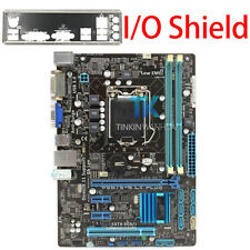 ASUS P8B75-M LX PLUS Intel B75 Motherboard LGA1155 DDR3 PCIE 3.0 w/ I/O Shield
