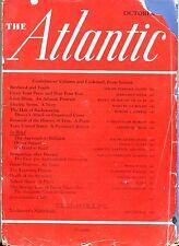 The Atlantic Magazine October 1937 Gertrude Stein 071117nonjhe