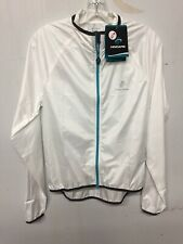 hincapie Pocket Ventilated Reflective Shell Wind Jacket Women's Medium.