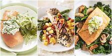 Salmon Cookbook, 373 Recipes eBook in PDF on CD FREE SHIPPING!