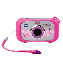 VTech niños cámara digital kidizoom Touch, rosa, cámara digital, niños, cámara de fotos