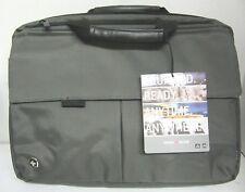 "SwissGear - Route Messenger 16"" Laptop Bag - Gray"