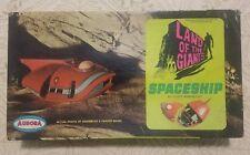 1969 Aurora Model Land Of The Giants Spaceship All Original Unused With Box Rare