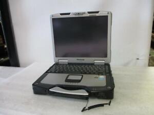 Panasonic ToughBook CF-30 Intel Core DUO-L2400 1.66GHZ 4GB NOHDD Laptop (B212)