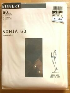 Kunert Sonja 60 Nylon Stockings/Suspender Stockings,60 Den,Noblesse,Size _12-14