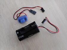 HoBao Hyper VT Battery holder & Waterproof Switch