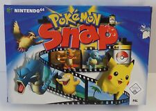 Nintendo 64 Pokemon Snap OVP N64 - NEU NEW