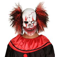 Widmann S.r.l. Maschera Teschio Clown insaguinato 01019