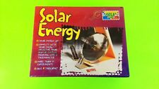 Solar Energy Lab, Vintage Educational Toy with over 25 experiments, Science