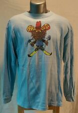 Vintage long sleeve shirt Super-Cru by Lexington Size Xl (skiing)