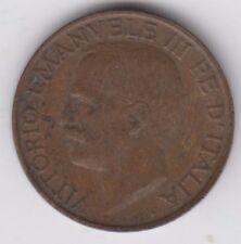 Italy 10 Centesimi 1922 Rome Vittorio Emanuelle lll