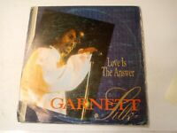 Garnett Silk ‎– Love Is The Answer - Vinyl LP 1994