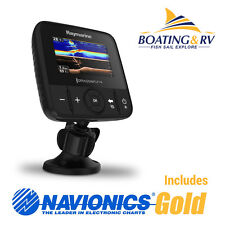 Raymarine Dragonfly 4 Pro Sonar/GPS CHIRP Combo - Navioincs Plus -FREE SHIPPING
