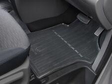 Genuine Hyundai TQ Tq2 iLoad Set of Front Weather Rubber Floor Mats AL2004H001