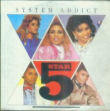 "7"" 5 Star/The System Addict (D)"